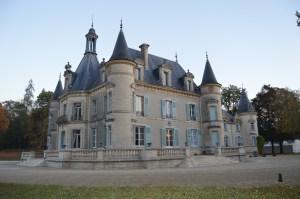 Le château de Thillombois